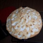 Old Fashioned Lemon Pie - This pie has a luscious, made-from-scratch lemon pudding, so you 'll need a double boiler. Fresh lemon juice and grated lemon rind are stirred into the thick pudding just before it 's poured into a pie shell. Then a meringue is whipped up and spread over the top, and the pie is slipped into the oven until golden brown.