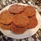 Kathy's Peanut Butterfinger(R) Oatmeal Cookies - Use up leftover Halloween candy bars in this recipe for thin, crisp, and chewy peanut butter oatmeal cookies.