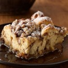 Cinnamon French Toast Bake - With refrigerated cinnamon rolls, these individual French toast cups with pecans and maple syrup make easy and delicious brunch treats.