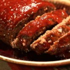 Brown Sugar Meatloaf - This brown sugar meatloaf is glazed with brown sugar and ketchup for a moist and flavorful weeknight dinner.