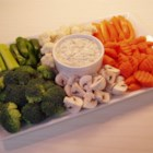 Saint Patty's Dill Dip - Fill a colorful bell pepper with this creamy, spicy dip and watch the crackers and carrot sticks disappear! Mayonnaise and sour cream are perked up with dill, onion, Worcestershire sauce, parsley and hot pepper sauce.