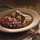 Kahlua Tamales with Mole Sauce - This rich mole sauce with lots of spices, chocolate, and coffee flavors elevates simple tamales to gourmet status.