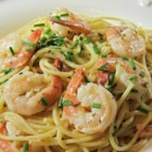 Happy Shrimp - This creamy, spicy shrimp dish can be served alone with crusty bread or over angel hair pasta.