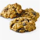 Oatmeal Raisin Cookies with Truvia(R) Baking Blend - These hearty classics are loaded with the whole grain goodness of oats and plump raisins. They're also made with 17% fewer calories and 60% less sugar than the full-sugar version. The cookie jar is about to get raided.