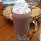 Homestyle Hot Cocoa - It's nice to know how to make a creamy homestyle hot chocolate from scratch, a delicious and comforting drink after outdoor activities in cold weather.