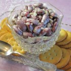 New England Bean Dip - I live in New England. This is a creamy bean dip made with red kidney beans. It goes great as an appetizer with crackers. Enjoy!