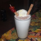 Eggnog Blend - This homemade eggnog, spiked with rum and Scotch, will fill you with glee. Perfect for the holiday season!