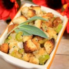 Gluten Free Thanksgiving Stuffing - Everyone will enjoy this gluten-free version of bread stuffing this holiday season.