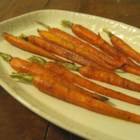 Chef John's Five-Spice Carrots  - A sprinkle of Chinese five-spice powder is all you need to turn that dish of carrots into a tasty side dish with a slightly  exotic flavor twist.