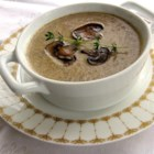 Chef John's Creamy Mushroom Soup  - The secret to this deep rich soup is a long slow caramelization, the key to unlocking the mushroom's magic. This is just pure essence of mushroom.