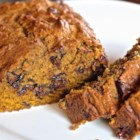 Easy Pumpkin Chocolate Chip Bread - Enjoy this moist and delicious pumpkin chocolate chip bread on a fall day.