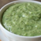 Avocado Tomatillo Salsa - This simple green sauce may be the perfect summer condiment. It requires no cooking, only takes 10 to 15 minutes to make, and tastes amazing with anything grilled.