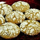 Brown Sugar Cookies - Brown sugar cookies rolled in confectioners' sugar are fun cookie to make during the holiday season. They taste even better the next day!