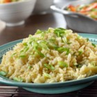 Thai Coconut Rice - Just a few ingredients and you can have a delicious, aromatic side dish on the table. Easy to prepare . . . you will love this fantastic flavored rice!