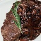 Merlot-Peppercorn Steak Sauce