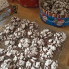 Chocolate Crinkles IV - Everyone's favorite chocolate cookie. Your life is not complete until you have eaten these cookies.