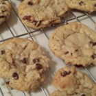 Dishpan Cookies III - These cookies have a little of everything in them. Oatmeal, cornflakes and chocolate chips add character to these fine cookies.