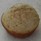 Banana Pancake Muffins - Quick and easy banana muffins make with soy milk.