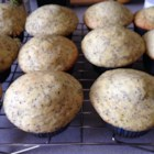 Poppy Seed Muffins