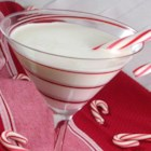 Candy Cane Drinks - Impress your guests during the holiday season with peppermint-inspired martinis served with a candy cane as a stir stick.
