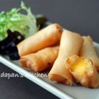 Mango Spring Roll - This refreshing appetizer will provide an unusually sweet note to the beginning of your meal. It can also be served as a fun dessert!