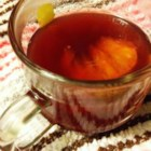 Cozy Mulled Wine - Feel warm and cozy with a mug of mulled wine this holiday season using ingredients you may already have on hand.
