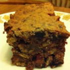 New Orleans Fruitcake - This cake is full of fruits and nuts. It has been a favorite of our families for thirty years.