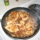 Skillet Chicken Breasts