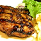 Dijon Grilled Pork Chops - Pork chops are marinated in a Dijon mustard sauce and grilled to create a tangy and sweet main dish. Serve with applesauce and mashed potatoes.