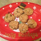 Heather's Healthy Oatmeal Surprises - These oatmeal cookies are better for you than the average cookie. Whole wheat flour, peanut butter chips, chocolate chips, cinnamon, and nutmeg also give them more flavor. If you like oatmeal cookies, I urge you to try these!!