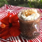 Hawaiian Hot Chocolate - The flavors of Hawaii combine in this coconut-infused hot chocolate, perfect for a cool evening.