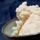 Snow Ice Cream - Snow mixed with sweetened condensed milk is a clever way to make homemade ice cream if you live in snowy weather.