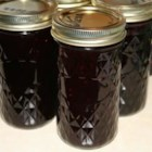 Blackberry Syrup - Syrup for use on pancakes. You can store the syrup  in the refrigerator if you intend to use it quickly. To preserve for a longer time, sterilize the jars, pour into the canning jars to within 1/4 inch of lid, adjust lids and process in boiling water canner for 10 minutes.