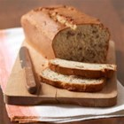 Favorite Banana Bread - Cream cheese makes this classic banana bread unbelievably moist. No wonder it's a favorite!