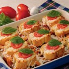 Beautiful Baked Ziti - Any dinner table benefits from the addition of this great Italian flavor!