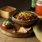 MVP Chili - While chili snobs will argue over what true chili really is, you'll be enjoying this amazing recipe that brings together many well-loved (if hotly debated) chili ingredients.  The Johnsonville Italian Sausage gives the dish an extra boost of flavor and heat that will make all chili fans want more.