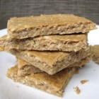 Peanut Butter Banana Protein Bars - Handmade protein bars make a great take-along breakfast, a snack, or something to get you energized for a trip to the gym or a sporting event.