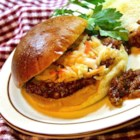 Bubba's Sloppy Joes - Packed with seasonings and big flavors, then simmered to tender perfection, these homemade Sloppy Joes are the real deal.