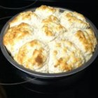 Cathead Biscuits - Drop biscuits as big as a cat's heat are a southern tradition. Make it your home tradition with this recipe.