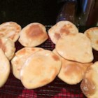 Traditional Pita Breads - A traditional recipe for pita bread comes straight from a Greek restaurant. The secret to the most tender, freshest pitas is to let the dough sit after forming to relax the gluten.