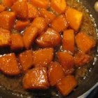 Brandied Candied Sweet Potatoes - This has been a Thanksgiving favorite of ours for many years because it is different from the many mashed sweet potatoes recipes.