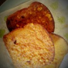 Deep Fried French Toast - When deep fried, French toast is crispy and golden brown on the outside, chewy on the inside.