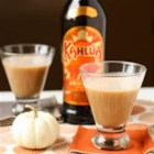 Kahlua Pumpkin Scotchies - Kahlua Pumpkin Spice shaken with butterscotch schnapps and cream make a great cocktail for the holidays or any special occasion.