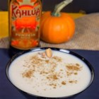 Pumpkin Spice Latte Martini - Kahlua Pumpkin Spice, vanilla vodka, and half-and-half make a delicious holiday martini.