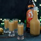 Vegan Pumpkin Eggnog - Fresh pumpkin, coconut milk and coconut cream with lots of spices and Kahlua Pumpkin Spice make a festive holiday vegan eggnog.