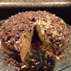 Chocolate Pear Spice Cake - Boxed yellow cake mix is the base for this delightfully different chocolate pear spice cake. It is especially delicious served warm, and topped with whipped cream.