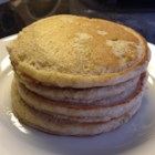 100% Whole Wheat Pancakes - You can use all whole wheat flour and still have light, fluffy pancakes with this recipe that calls for plenty of buttermilk.