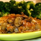 Sweet Chicken Marsala - This is a delightful dish combining the unique flavors of Italian Marsala wine with the white meat of the chicken breast. The dish has been sweetened with corn syrup, brown sugar, and molasses.