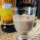 Coffee and Cream Cocktail - A delicious blend of coffee and Irish cream flavors come together in this festive drink perfect for any after-dinner occasion.