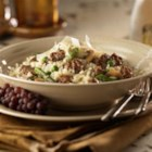 Sausage and Vegetable Risotto  - Enjoy the delicious flavors of restaurant dining in the comforts of your home. Johnsonville brings you this stunning risotto dish that's bound to please the most demanding taste buds. The asparagus, mushrooms and peas add great textures to the creamy risotto. The Johnsonville Italian Sausage adds the flavor that makes this dish a winner.